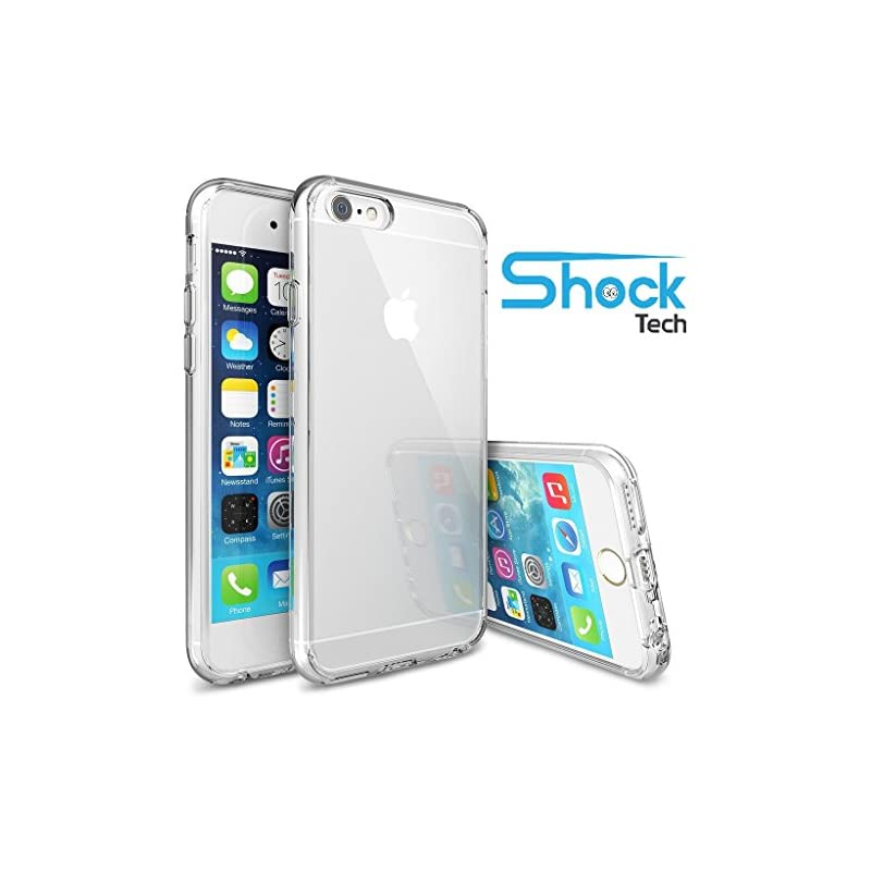 iPhone 6 Case, Shock Tech iPhone 6s Case