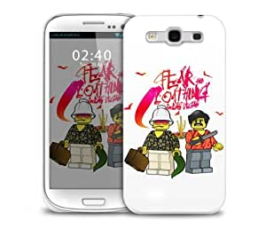 Fear And Loathing In Vegas Logo Samsung Galaxy S3 GS3 protective phone case by icecream design