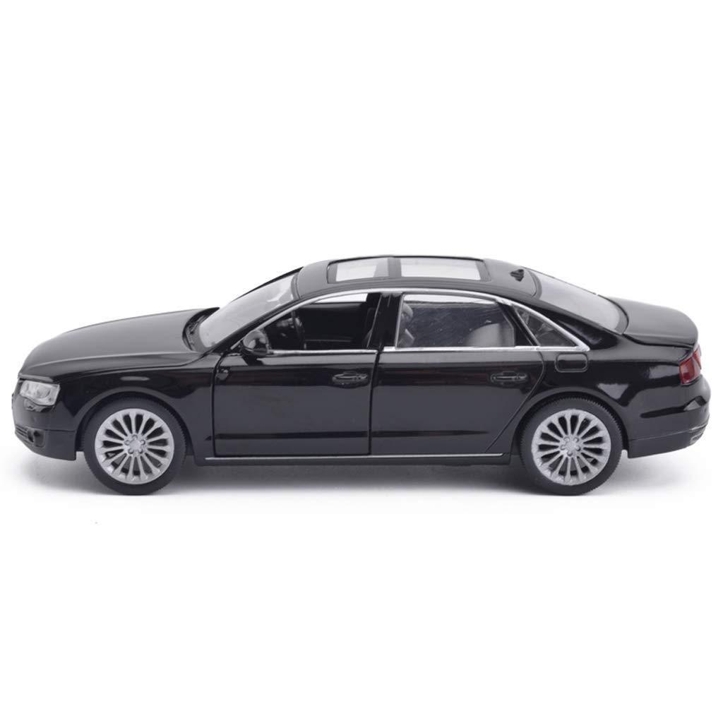 ColorNoir Gxl Voiture A8 Alliage 32 Audi 1 Jouet Simulation En A4L5Rj