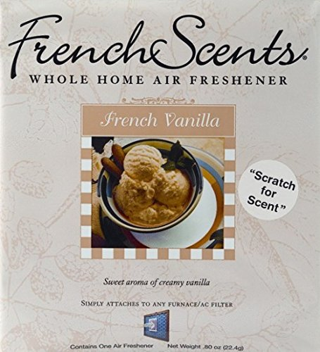 French Vanilla French Scents Whole Home Air Freshener (6 Pack)