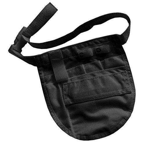 Think Medical Nurse Nylon Organizer Belt (Black)