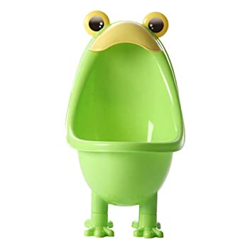 Kentew Cartoon Children Potty Toilet Wall-Mounted Boys Urinal Trainer Bathroom Potties /& Seats