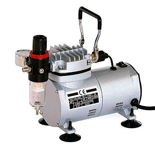 [해외]Maisi 23L 110V Portable Airbrush Air Compressor / Maisi 23L 110V Portable Airbrush Air Compressor