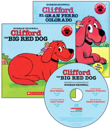 Clifford The Big Red Dog - Multilingual Audio by Scholastic Inc.