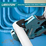 Libraton PVC Cutter, Pipe and Tube Cutter