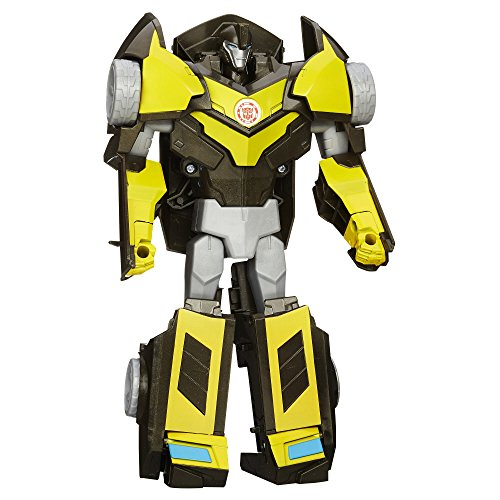 Transformers Robots in Disguise 3 Step Changers Night Ops Bumblebee Figure