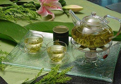 Long Jing Green tea from China, Dragon Well premium grade loose leaf bag packing total 24 Ounce (680 grams) by JOHNLEEMUSHROOM RESELLER (Image #2)