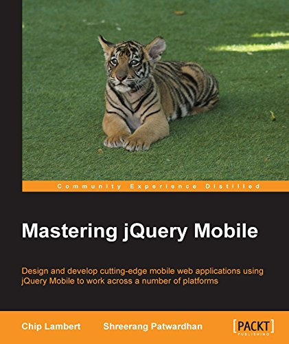 Download Mastering jQuery Mobile Pdf