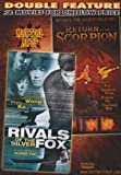 Rivals Of The Silver Fox / Return Of The Scorpion [Slim Case] by Casanova Wong