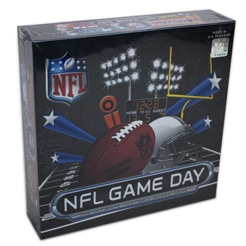 NFL Game Day Football Board Game by Fremont Die TOY (English Manual)
