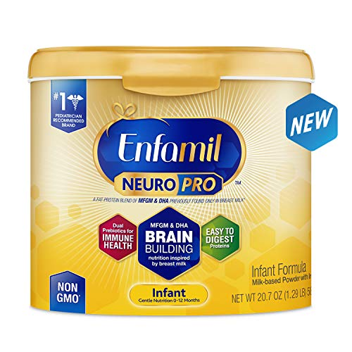 Enfamil NeuroPro Infant Formula - Brain Building Nutrition Inspired by Breast Milk