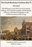 The French Revolution Confronts Pius VI, , 158731259X