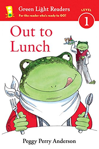 Out to Lunch (Green Light Readers Level 1) by HMH Books for Young Readers