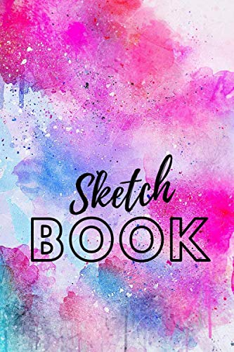 Amazon Com Sketchbook Notebook For Sketching Drawing Writing Painting Your Own Ideas 110 Pages Blank 6 X 9 9781657268913 Bartos Magic Books