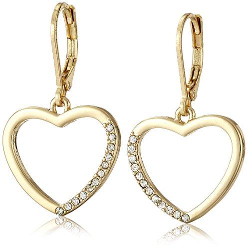 t-tahari-essentials-gold-heart-charm-drop-earrings