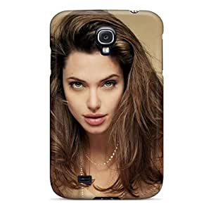 AjV1475QNJF Snap On Case Cover Skin For Galaxy S4(angelina Joolie)