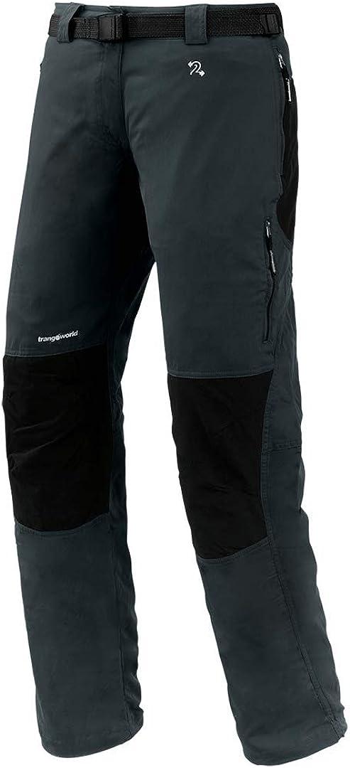 Trango Henna FI 755 - Pantalón para mujer, color gris, talla L