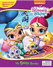My Busy Book : Nick Shimmer and Shine