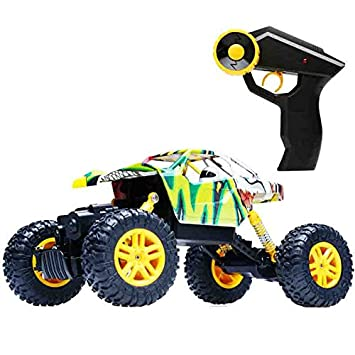 HOSIM RC graffiti Rock Crawler, 2,4 g 4WD Off-Road control de
