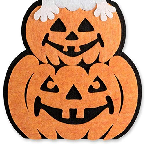 Halloween Indoor and Outdoor Hanging Door Decorations and Wall Signs Scary Party Supplies (E) by Coerni (Image #4)