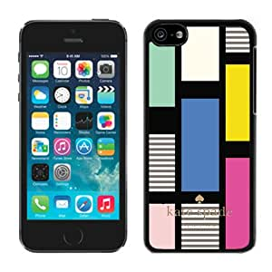 Popular Customize iPhone 5C Phone Case Kate Spade New York Unique Cover Case For iPhone 5C 240 Black