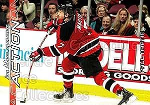 Paul Martin Hockey Card 2003-04 ITG Action #670 Paul Martin