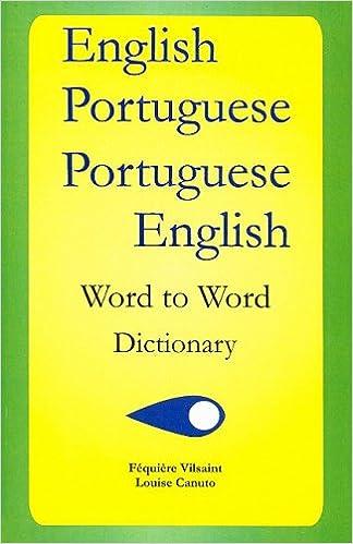English Portuguese-Portuguese English Dictionary