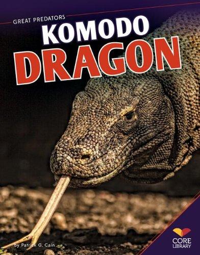Komodo Dragon (Great Predators) PDF