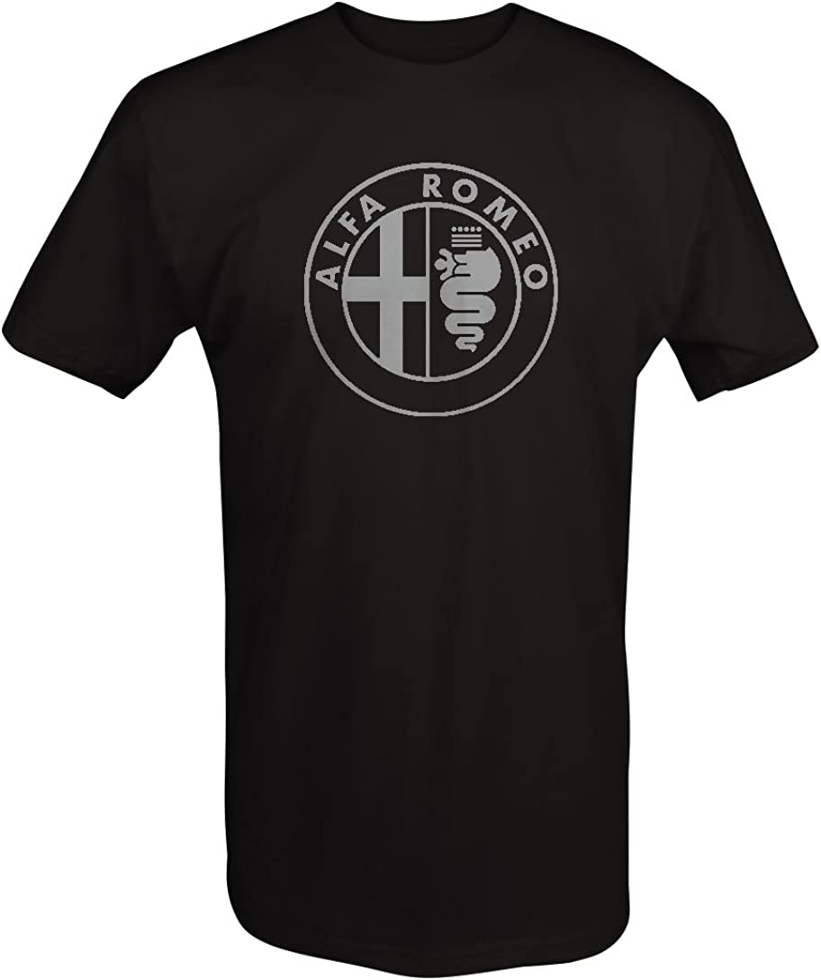 Stealth - Alfa Romeo Circle Euro T shirt - Large