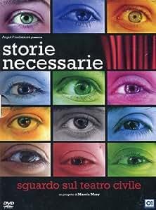 Storie Necessarie - Sguardo Sul Teatro Civile (4 Dvd)