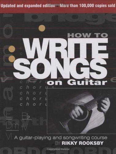 how to write a chorus