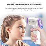 Forehead Thermometer, Infrared Digital