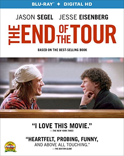 The End Of The Tour [Blu-ray + Digital HD]