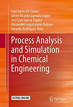 in Chemical Engineering 1st ed. 2016, Iván Darío Gil Chaves, Javier