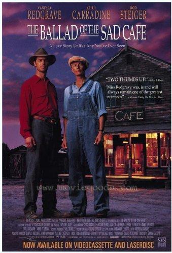 The Ballad of the Sad Cafe Circular Movie (27 x 40 Inches - 69cm x 102cm) (1991)