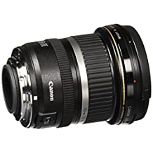 Canon EF-S 10-22mm f/3.5-4.5 USM Wide-Angle Lens Body Only Lenses, Black