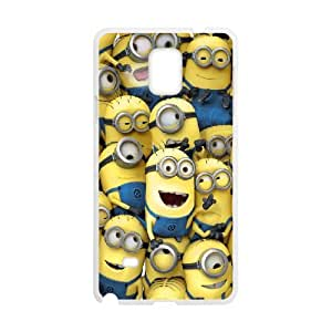 Despicable Me HILDA5095996 Phone Back Case Customized Art Print Design Hard Shell Protection Samsung galaxy note 4 N9100