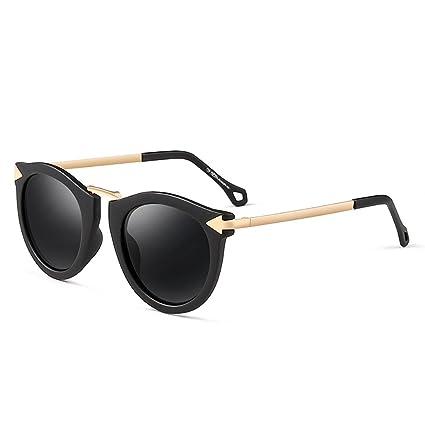 Sungeye Gafas de Sol Gafas De Sol Mujer De Cuadros Grandes ...