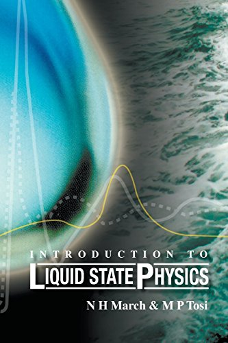 Introduction to Liquid State Physics