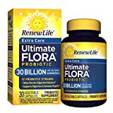 Renew Life – Ultimate Flora Probiotic Extra Care – 30 billion – 30 vegetable capsules For Sale