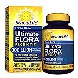 Renew Life - Ultimate Flora Probiotic Extra Care - 30 billion - 30 vegetable capsules