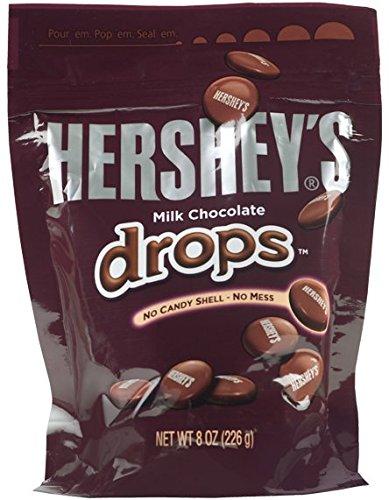 Hershey's Milk Chocolate Drops, 14.8 oz (Hershey Chocolate Drops)