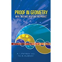 "Proof in Geometry: With ""Mistakes in Geometric Proofs"" (Dover Books on Mathematics)"