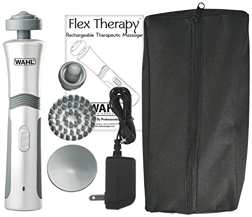 Wahl 4294-1101 Flex Therapy Therapeutic Massager (Lightweight Wahl Massager)