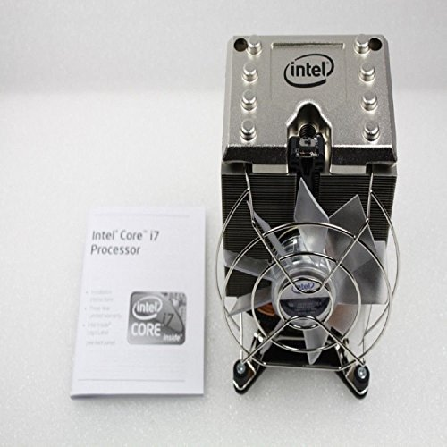 Intel Core I7 CPU Cooler Fan Heatsink Socket LGA 1366 Pc Cooling Fans E97381-001