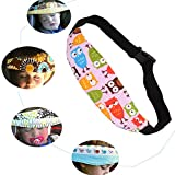 IYOWEL 2 PCS NEW Toddler Car Seat Head Support and Neck Relief Baby Sleep Positioner, Random Pattern