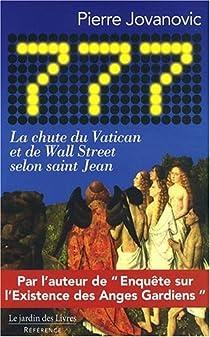 777 : La Chute du Vatican et de Wall Street selon saint Jean par Jovanovic
