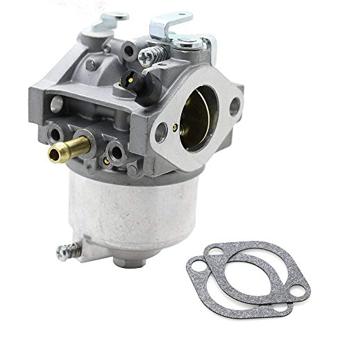 FitBest Carburetor for John Deere 2150 285 320 Kawasaki FD590V Engine 18hp Lawn Mower Carb AM123578 ()