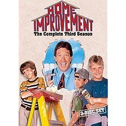 Home Improvement: Season 3 by Tim Allen