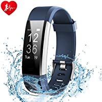 Ginsy Waterproof Bluetooth Pedometer Wristband Features